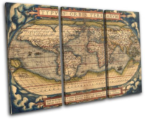 Old World Atlas Latin Maps Flags - 13-2109(00B)-TR32-LO
